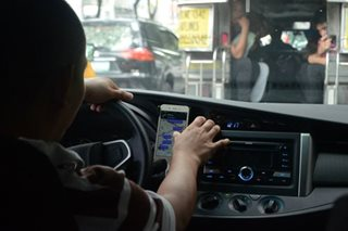 Grab drivers, operators seek reimposition of P2 per minute travel charge