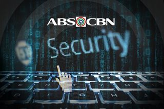 IBON foundation website hacked