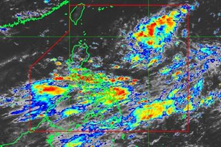 Low pressure area spotted in Cagayan
