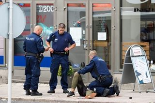 Moroccan asylum seeker 'targeted women' in Finland terror stabbing