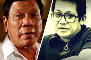 Duterte lauds Ninoy: He fought for what was right, just