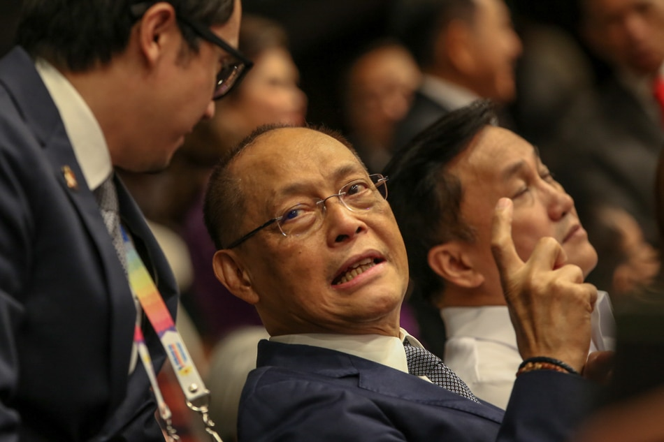 'We've seen P55 before and we're still alive': Budget chief allays peso fears