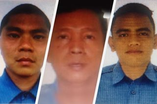 LOOK: Caloocan cops linked to Kian slay named