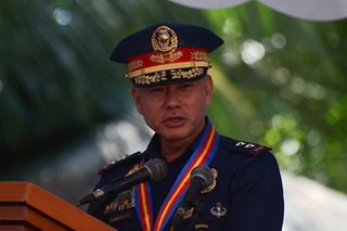 Albayalde tells cops: Treat complainants with respect