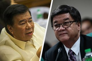 Drilon to Aguirre: 'Your bias to protect policemen is so obvious'