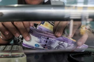 Peso vs dollar 'under control,' says Bangko Sentral
