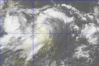Hilagang Luzon, dadaanan ng bagyong 'Jolina'