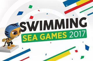 SEA Games: PH tankers disappoint as Deiparine denied of swimming gold