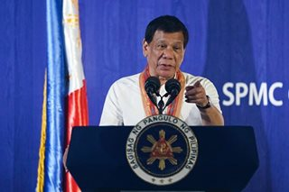 Duterte eyes new anti-graft agency to replace PCGG