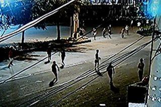 SAPUL SA CCTV: Riot ng mga kabataan sa Tondo