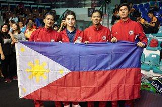 SEA Games: PH squash team succumbs to Singapore, takes silver