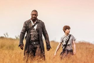Movie review: Cool Idris Elba saves 'The Dark Tower'