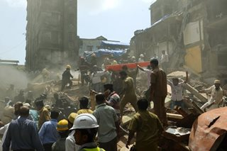 Mumbai building collapse death toll jumps to 33
