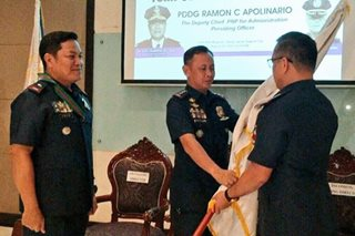 Amid public outrage over drug slays, PNP installs new community relations chief