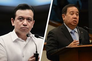 Gordon draft report 'black propaganda', won't pass Senate scrutiny - Trillanes