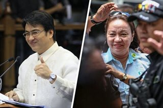 Prosecution opposes move to dismiss plunder raps vs Revilla, Napoles, Cambe