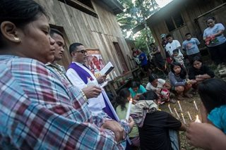 Lianga massacre victims remembered