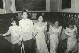 Criminal raps to stay even if Marcoses return wealth: Nene Pimentel