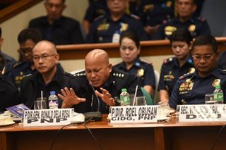 'Bato' decries impression on PNP