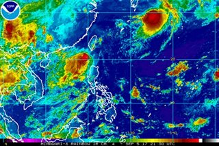 Flood warnings up in Batanes, Ilocos, Zambales due to 'Kiko'