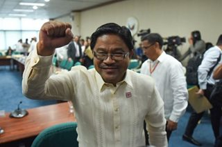Tuloy ang laban: After CA rejection, Mariano vows continued service to farmers