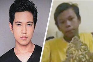 PNP internal affairs starts probe on deaths of Carl Angelo, 14-year-old companion