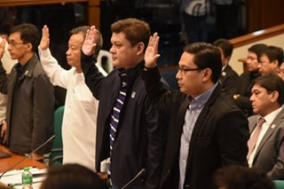Trillanes accuses Paolo Duterte of links to Chinese drug triad