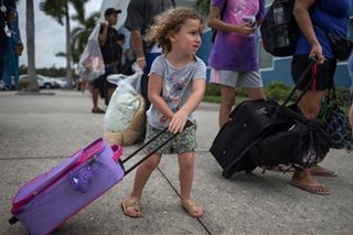 6.3 million told to leave Florida as Irma closes in