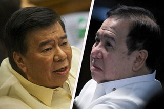 Drilon disagrees with Gordon, files dissent on Dengvaxia report