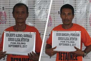 2 suspects in kidnapping of mayor's son arrested