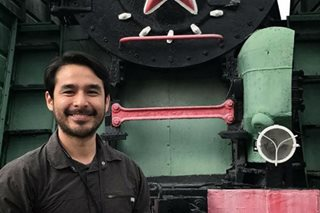 Dream job or practical job? Here's Atom Araullo's answer
