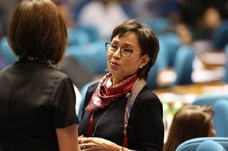 Vilma Santos against P1,000 budget for CHR, son Luis Manzano says