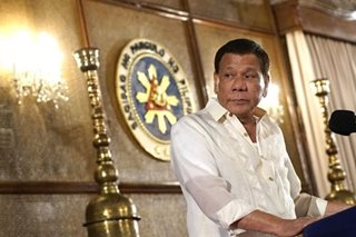 Duterte rejects US invite for leaders' summit