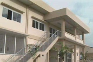 Unang regional evacuation center sa bansa, itinayo sa La Union