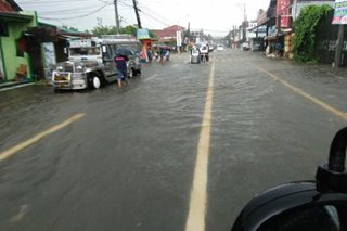 Inundated Laguna under state of calamity