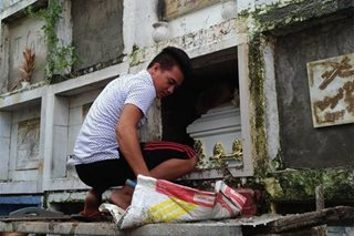 'Reynaldo' laid to rest, parents brought to safe house