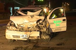 2 patay sa aksidente sa Davao City