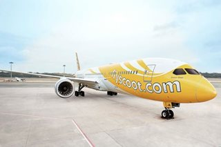 Budget airline Scoot eyes more Philippines flights