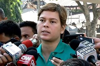 Sara Duterte creates Davao City peace committee