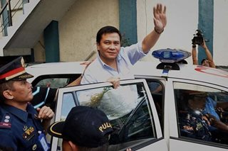 TIMELINE: Jinggoy Estrada's pork barrel scam case