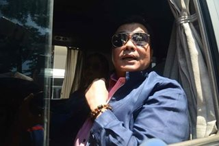 Jinggoy Estrada leaves detention