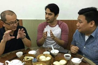 Let Atom Araullo show you where to eat in Hong Kong