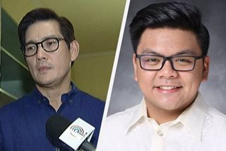 WATCH: Richard Yap breaks into tears as he mourns death of hazing victim