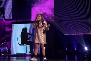 Fil-Am singer Angelica Hale finishes 2nd in 'America's Got Talent'