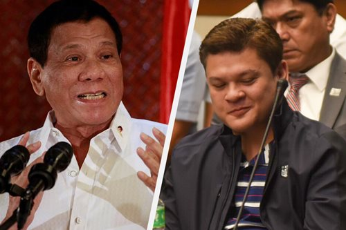 Duterte to son Paolo: 'My order is to kill you if you are caught' in drug trade