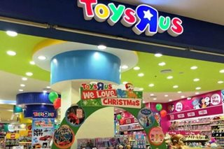 Toys 'R' Us 'open for business' in PH despite US bankruptcy