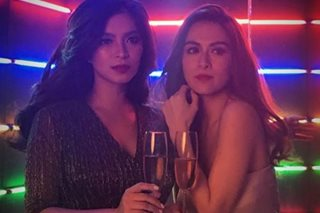 Stunning! Angel, Marian in viral behind-the-scenes photo