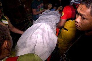 2 patay, 2 sugatan sa landslide sa Cebu