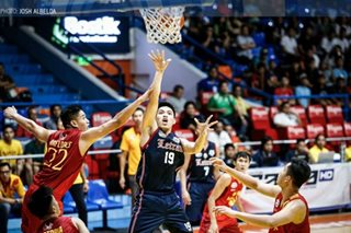 Letran plotting its revenge against also-ran Mapua