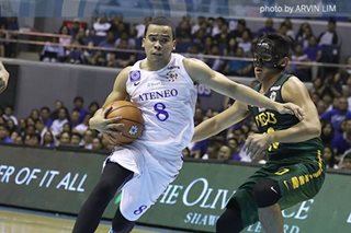 Undefeated Ateneo battles winless UE